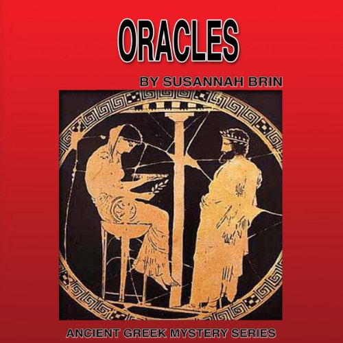Couverture de Oracles