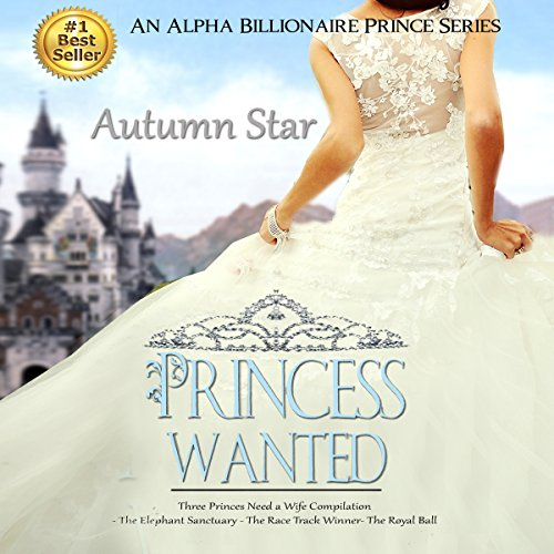 Princess Wanted - Complete Book Set audiobook cover art