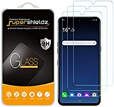 (3 Pack) Supershieldz for LG V60 ThinQ Tempered Glass Screen Protector, (Not Work for The Dual Screen) Anti Scratch, Bubbl...