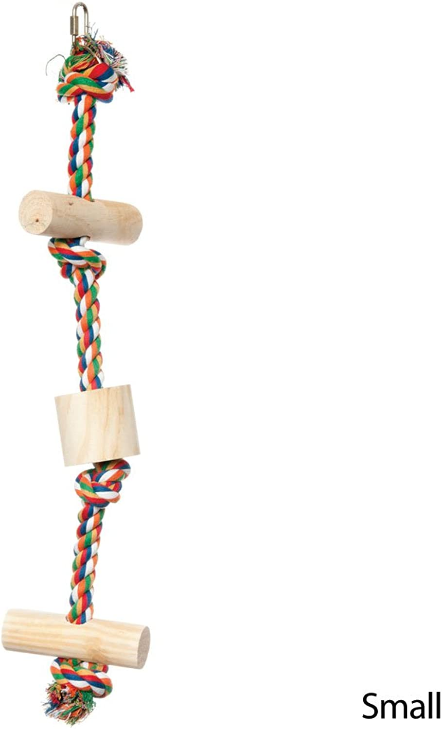 Parredopia CRS Climbing Rope Small Bird Toy by Parredopia