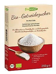 Frusano Bio Getreidezucker - fructosefrei