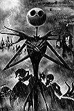 Nightmare Before Christmas Poster Shadow (61cm x 91,5cm) +