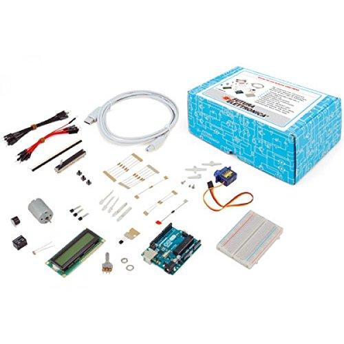 Futura Elettronica Starter Kit V5 mit Arduino UNO REV3 Starter Kit mit Arduino UNO REV3