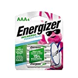 Best Rechargeable Batteries Aaas - Energizer Rechargeable AAA Batteries, NiMH, 800 mAh, Pre-Charged Review