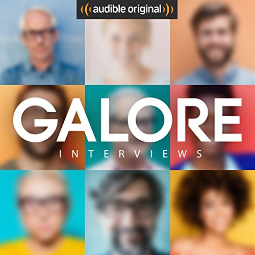 GALORE. Interviews (Original Podcast) Titelbild