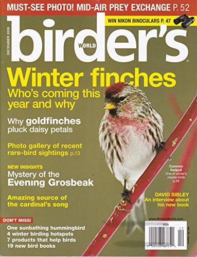 Birder's World Magazine December 2009
