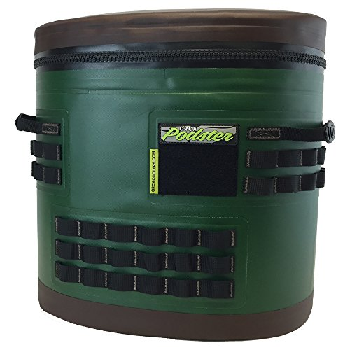 Orca Podster Cooler Backpack Green/Brown Green
