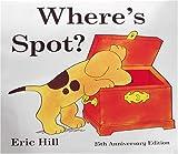 Where's Spot? 25th Anniversary Edition
