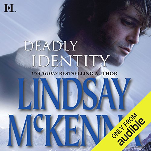 Deadly Identity audiobook cover art