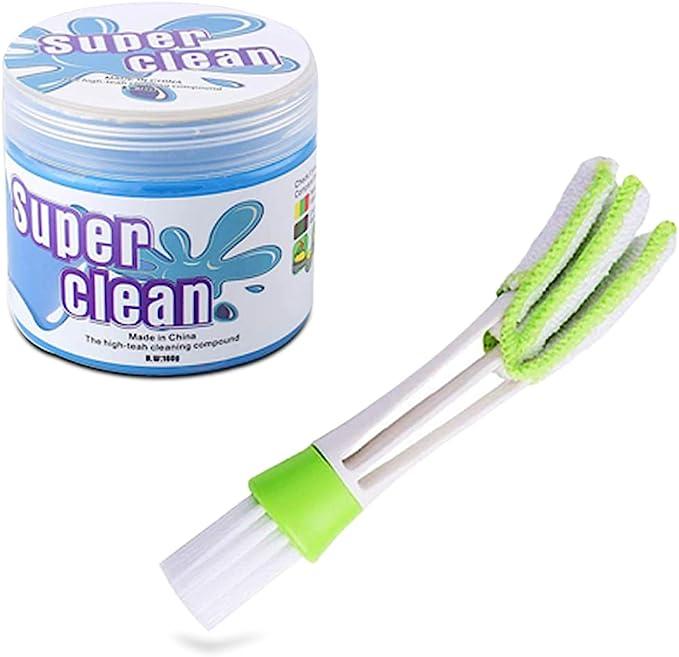 106 opinioni per FineGood- Detergente universale per tastiera, con spazzola multifunzione, super