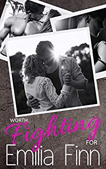 Worth Fighting For: A Kit and Bobby Rollin On Novella (Rollin On Series Early Years Book 5) by [Emilia Finn]