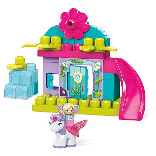 MEGA Bloks set bloques construcción sirena unicornio