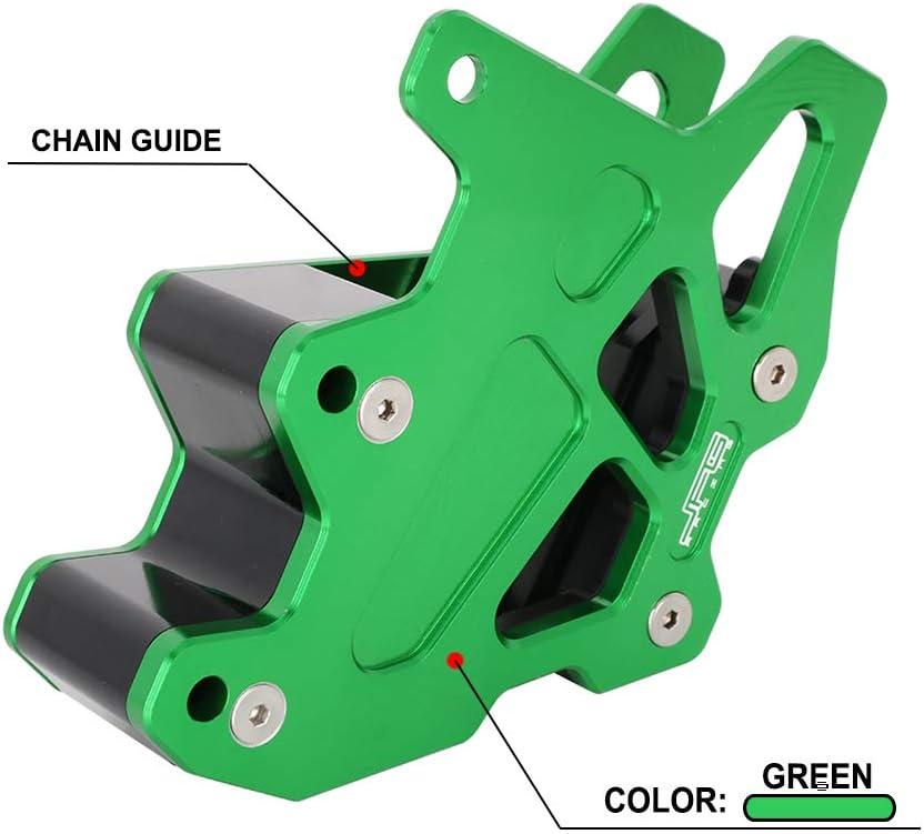 Dallas Mall Max 62% OFF JFG RACING Motorcycle Chain Guard Slider Guide Sprocket Pr