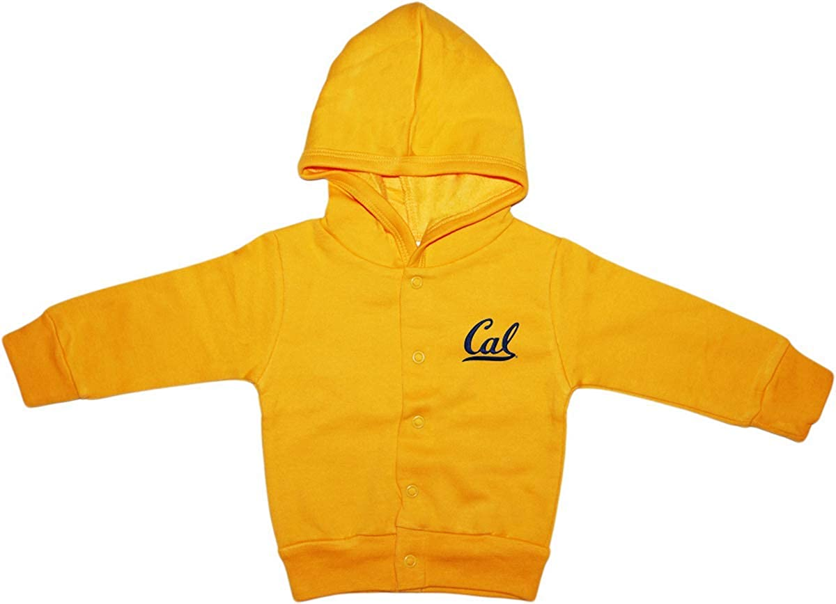 Cornell University Bears Baby and Toddler Snap Hooded Jacket
