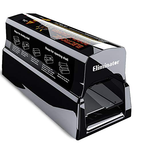 Eliminator 111 Powerful-Humanized, Efficient and Safe Tox, Black