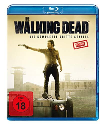 The Walking Dead - Staffel 3 - Uncut [Blu-ray]