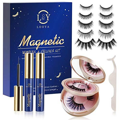 LOOYA -  Magnetische Wimpern,