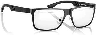 GUNNAR Gaming and Computer Eyewear/Vinyl, Clear Tint - Patented Lens, Reduce Digital Eye Strain, Block 10% of Harmful Blue Light