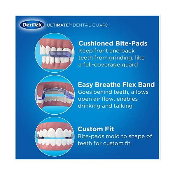 Den Tek Ultimate Dental Guard for Teeth Grinding At Night