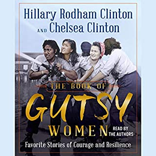 The Book of Gutsy Women audiobook cover art