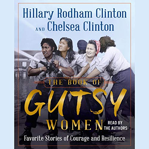 The Book of Gutsy Women cover art