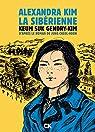 Alexandra Kim, la sibérienne par Gendry-kim