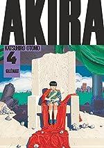 Akira (noir et blanc) - Édition originale - Tome 04 de Katsuhiro Otomo