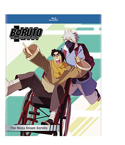 Boruto: Naruto Next Generations - Steam NinjaScrolls(BD) [Blu-ray]