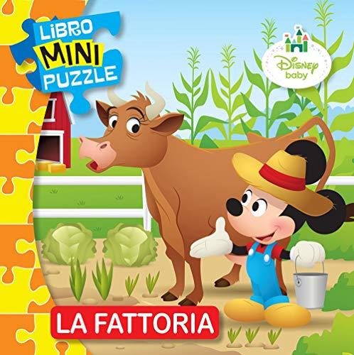 La fattoria. Disney baby. Libro mini puzzle
