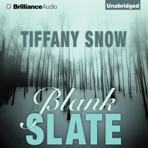 Blank Slate audiobook cover art