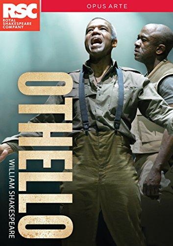 Shakespeare: Othello (Stratford-upon-Avon, Juni 2015) [DVD]