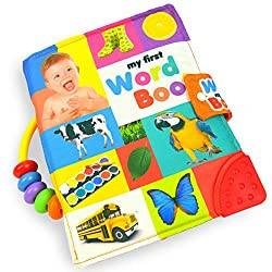 Totmart My First Words Cloth Book