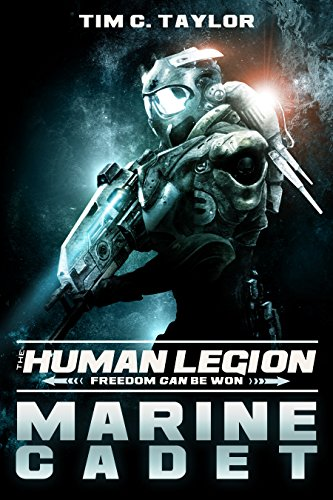 Book: Marine Cadet (The Human Legion Book 1) by Tim C. Taylor