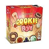 Asmodee- Cookie Box-Gioco da Tavolo Edizione in Italiano (8165 Italia), Multicolore