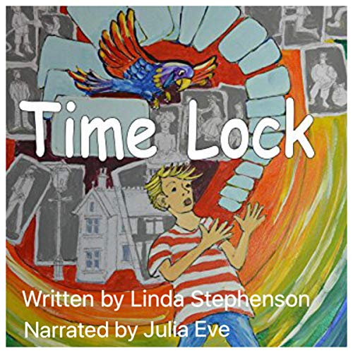 Time Lock audiobook cover art
