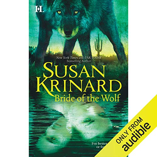 Bride of the Wolf audiobook cover art