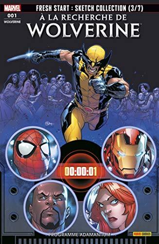 Wolverine (fresh start) n°1