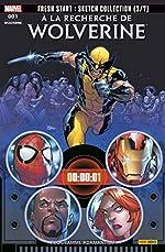 Wolverine (fresh start) n°1 de David Marquez