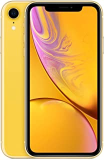 Apple iPhone XR (128 GB) - Geel