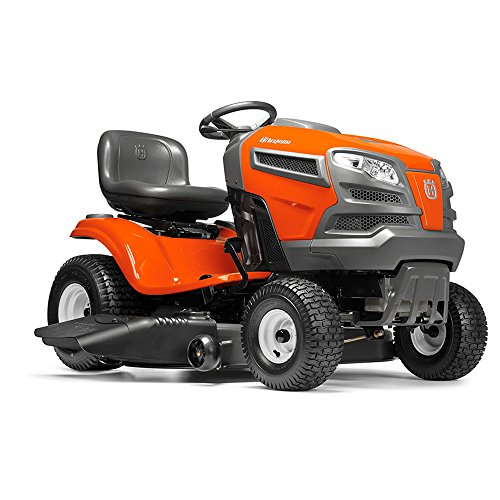 "Husqvarna 960430212 YTA22V46 22V Fast Continuously Variable Transmission Tractor Mower, 46""/Twin"