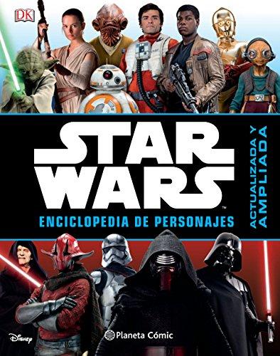 Star Wars Enciclopedia de personajes (Nueva edición): Actualizada y ampliada: 10 (Star...