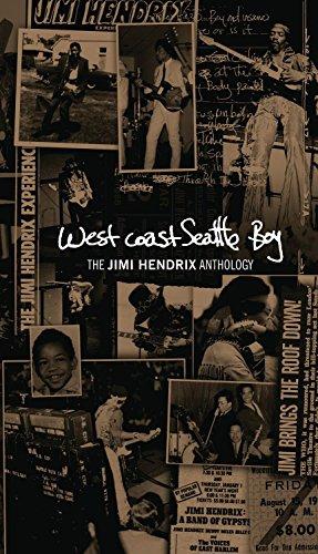 West Coast Seattle Boy-the Jimi Hendrix Anthology (5 CD)