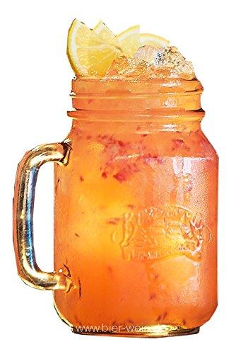 Bundaberg Mason Jars 0,4l Krug