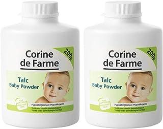 Corine De Farme Baby Talc Powder - 200 gm