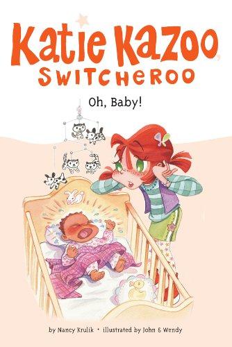 Oh, Baby! #3 (Katie Kazoo, Switcheroo) (English Edition)