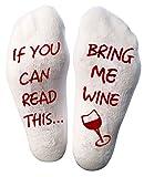 Atlecko Wine Socks chaussettes de vin - cadeaux de noel pour les femmes