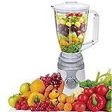 Jarra licuadora Vital Health de Axsom, Licuadora de Vaso de 1,5 L, Licuadora Libre de BPA, Licuadora para Verduras y...