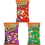 Cheetos Sticks 96 g x 2 + Pelotazos 130 g x 2 + Pandilla con sabor a queso 75 g x 2