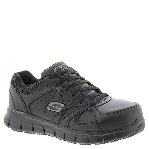 Skechers Work Synergy Sandlot Womens Sneakers Black 8