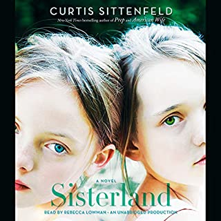 Sisterland audiobook cover art